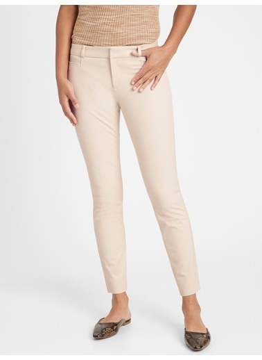 Banana Republic Sloan Skinny-Fit Pantolon Bej